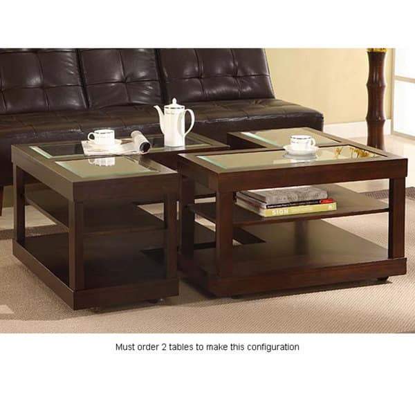 L Shaped Contemporary Accent Table Free Shipping