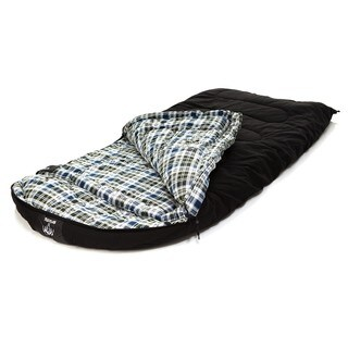 Grizzly Canvas -50-degree Sleeping Bag