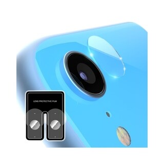 INSTEN [Pack of 2] Camera Lens Protective Tempered Glass for Apple iPhone XR