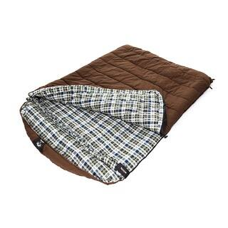 Grizzly 2-person +0-degree Canvas Sleeping Bag|https://ak1.ostkcdn.com/images/products/2552752/P10777552.jpg?impolicy=medium