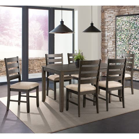 Picket House Furnishings Powell 7-pc. Dining Set (1 Table and 6 Chairs)