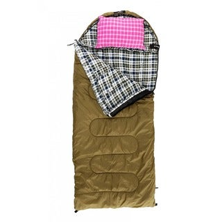 Grizzly Rip-stop +25-degree Sleeping Bag