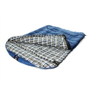 Grizzly 2-person Ripstop -25-degree Sleeping Bag