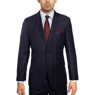 English Laundry Mens two button suit
