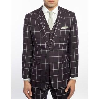 English Laundry Mens two button Vest suit