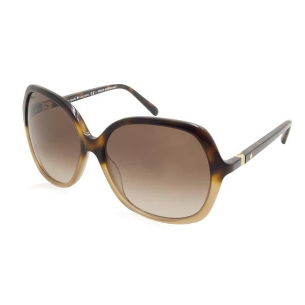 afc86c6acf Shop Kate Spade Jonell S Women Sunglasses - Free Shipping Today ...