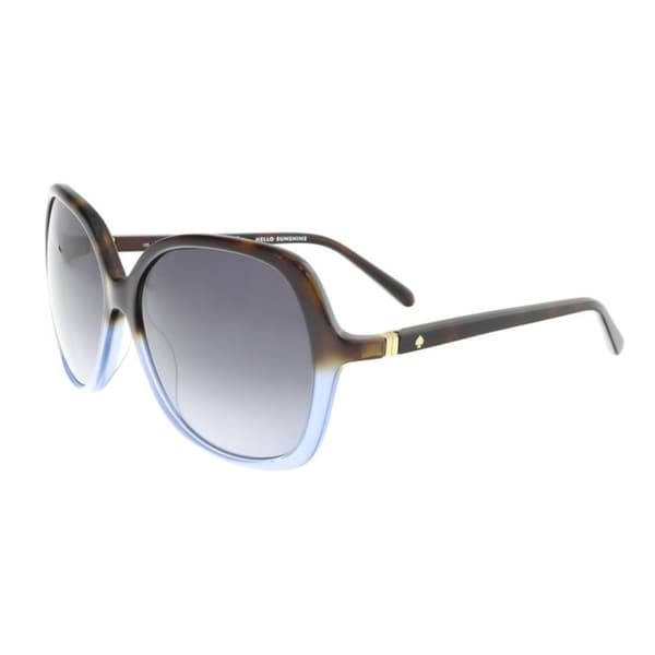 85efdf9a5f Shop Kate Spade Jonell S Women Sunglasses - Free Shipping Today - Overstock  - 25547376
