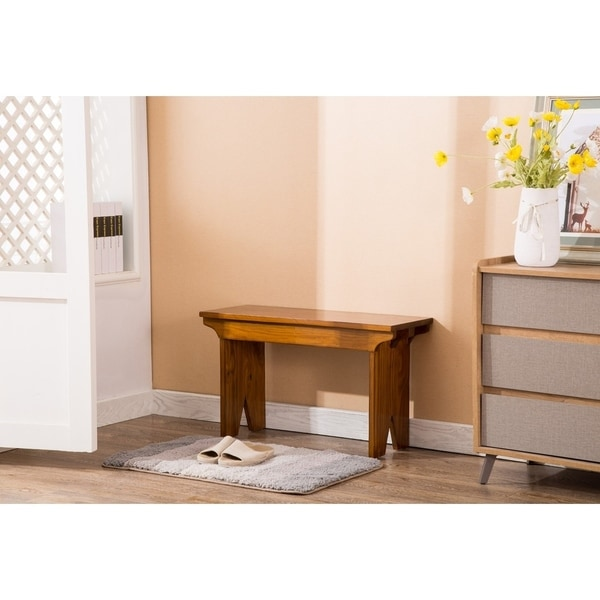 Porthos Home Provence Indoor Wood Bench Tv Accent On Free Shipping Today 25555894
