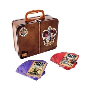 Harry Potter Gryffindor Top Trumps Card Game Collectors Tin