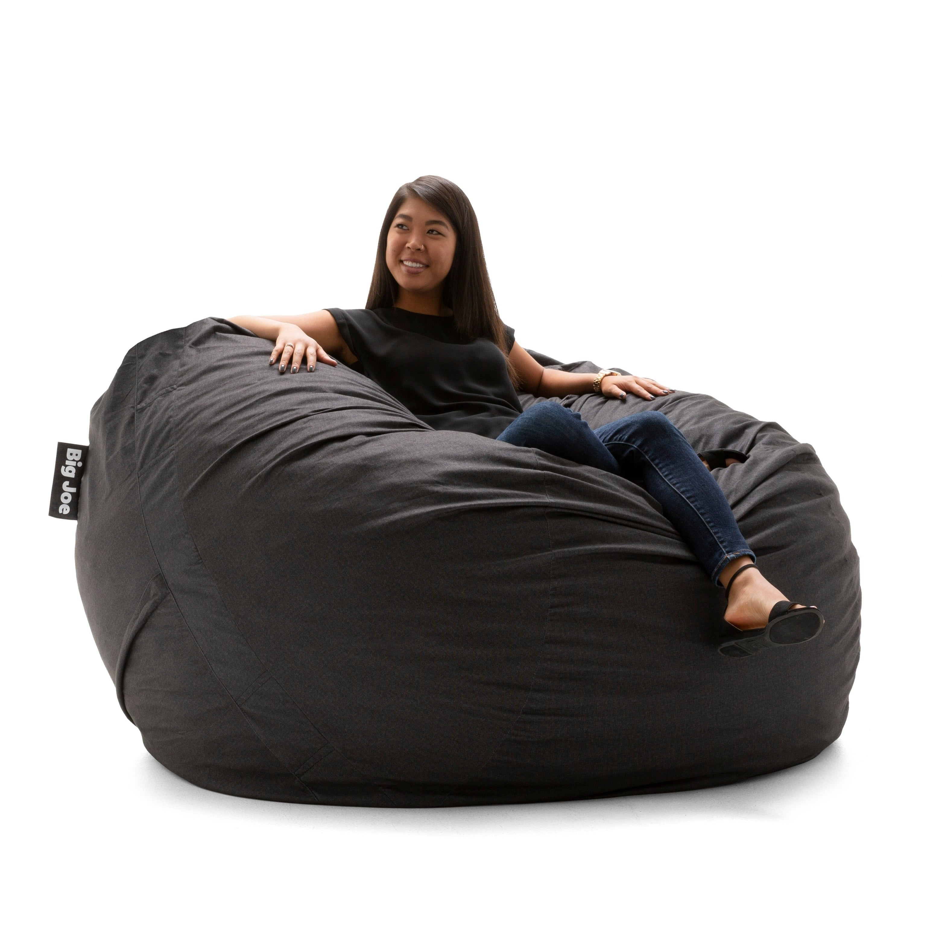 Groovy Big Joe Super Fuf Bean Bag Chair Removable Cover Pdpeps Interior Chair Design Pdpepsorg