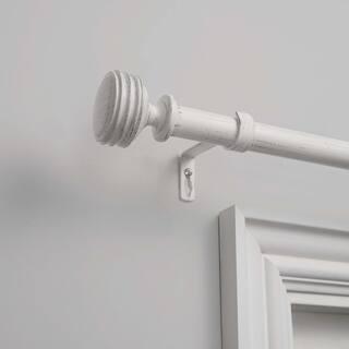 The Gray Barn Dreamweaver 1-inch Curtain Rod and Finial Set