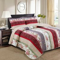 Cotton Ribbon Quilt Set