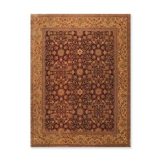 "Hand Knotted 200 KPSI Wool  Persian Oriental Area Rug (7'9""x9'10"") - 7'9"" x 9'10"""