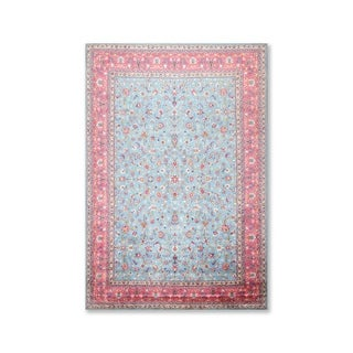 Hand Knotted 300 KPSI  Wool  Persian Oriental Area Rug (8'x12') - 8' x 12'
