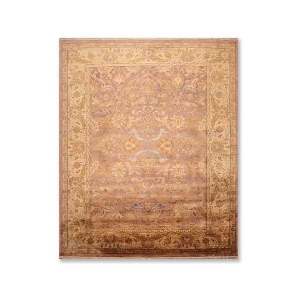 """Hand Knotted Wool Persian Oriental Area Rug (8'9""""x11'10"""") - 8'9"""" x 11'10"""""""