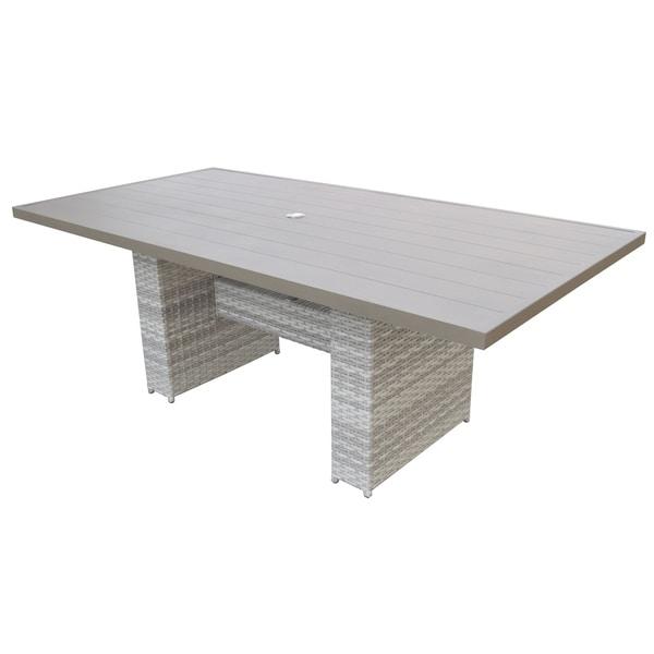 Fairmont Rectangular Outdoor Patio Dining Table