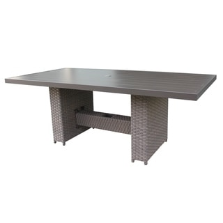 Florence Rectangular Outdoor Patio Dining Table