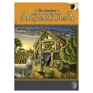 Mayfair Agricola Board Game