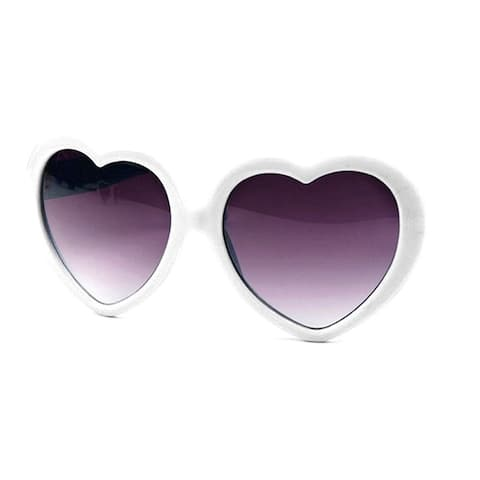 Heart Shape Love Lolita Women Sunglasses P1011