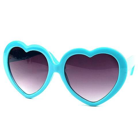 Heart Shape Love Lolita Women Sunglasses P1011