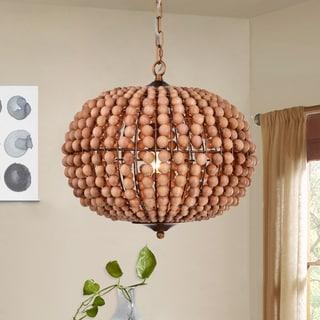 Buy Wood Ceiling Lights Online At Overstock Com Our Best Lighting