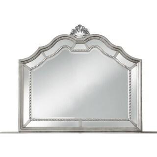 Global Furniture Diana Silver Mirror