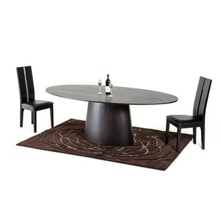 Link to Modrest Stepford Modern Wenge Oval Dining Table Similar Items in Dining Room & Bar Furniture