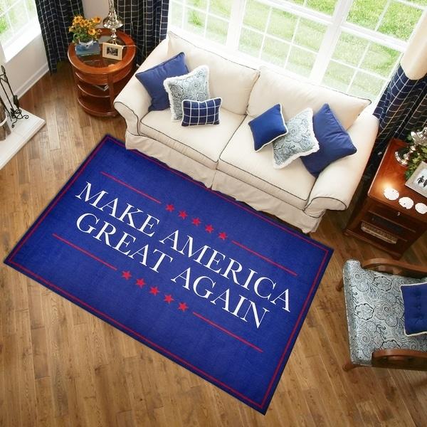 X27 Make America Great Again Nylon Non Slip Indoor