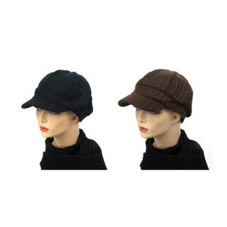 Women's Knit Style Fashion Hat P204