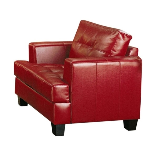 Cannon Breathable Leatherette Chair