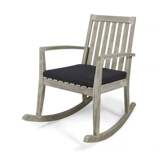 Sensational Rocking Chairs Christopher Knight Home Living Room Chairs Gamerscity Chair Design For Home Gamerscityorg