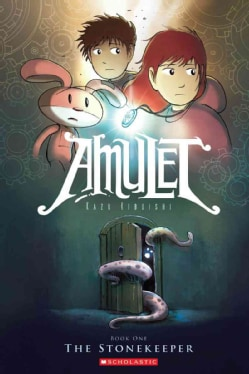 Amulet 1: The Stonekeeper (Paperback)
