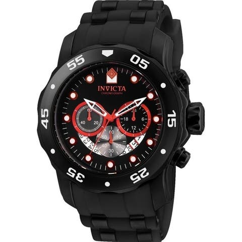 Invicta Men's Pro Diver 24853 Black Watch