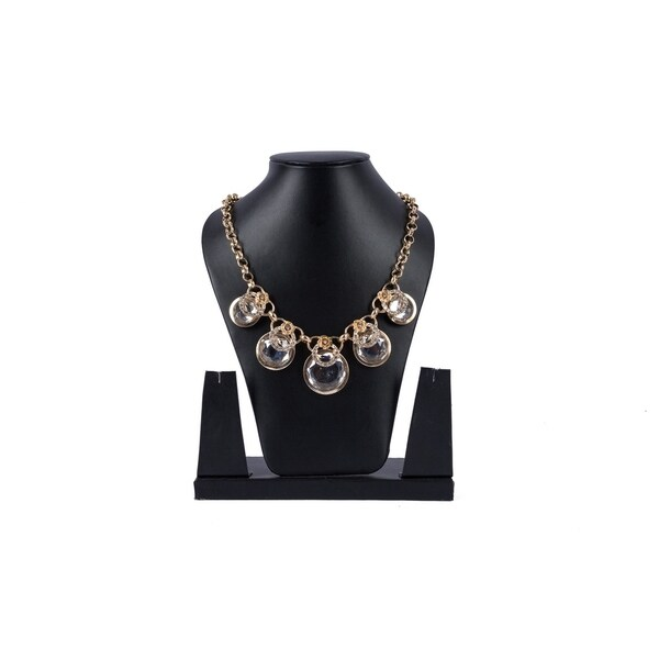 be2186d98 Pretty Sparkling Crystal Necklace By Gempro - drop length: 22 inches/ 55.88  cm