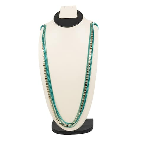 Stylish Multilayer Necklace By Gempro