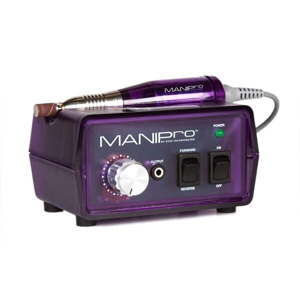 Kupa Original Mani Pro Electric Nail Filing System Razzberry