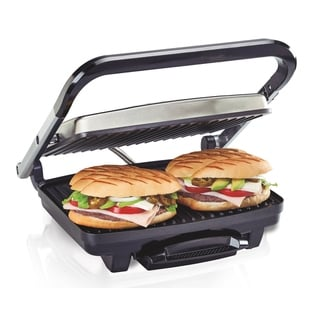 Link to Hamilton Beach Panini Press & Indoor Grill Similar Items in Kitchen Appliances