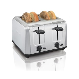 Hamilton Beach Brushed Stainless Steel Toaster