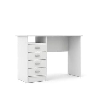 Warner Desk with 4-Drawer