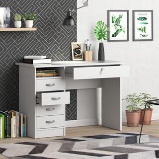 Walden Desk with 5-Drawer