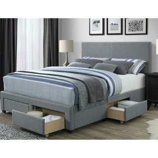 Link to Carson Queen Storage Bed Similar Items in Bedroom Furniture