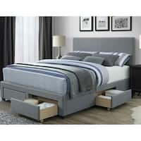 Carson Queen Storage Bed