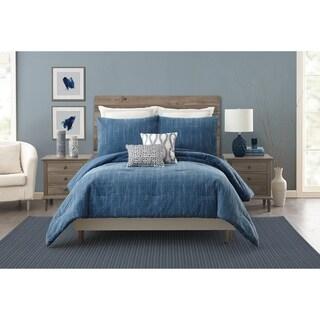 Ayesha Curry Rhapsody in Blue Comforter Set