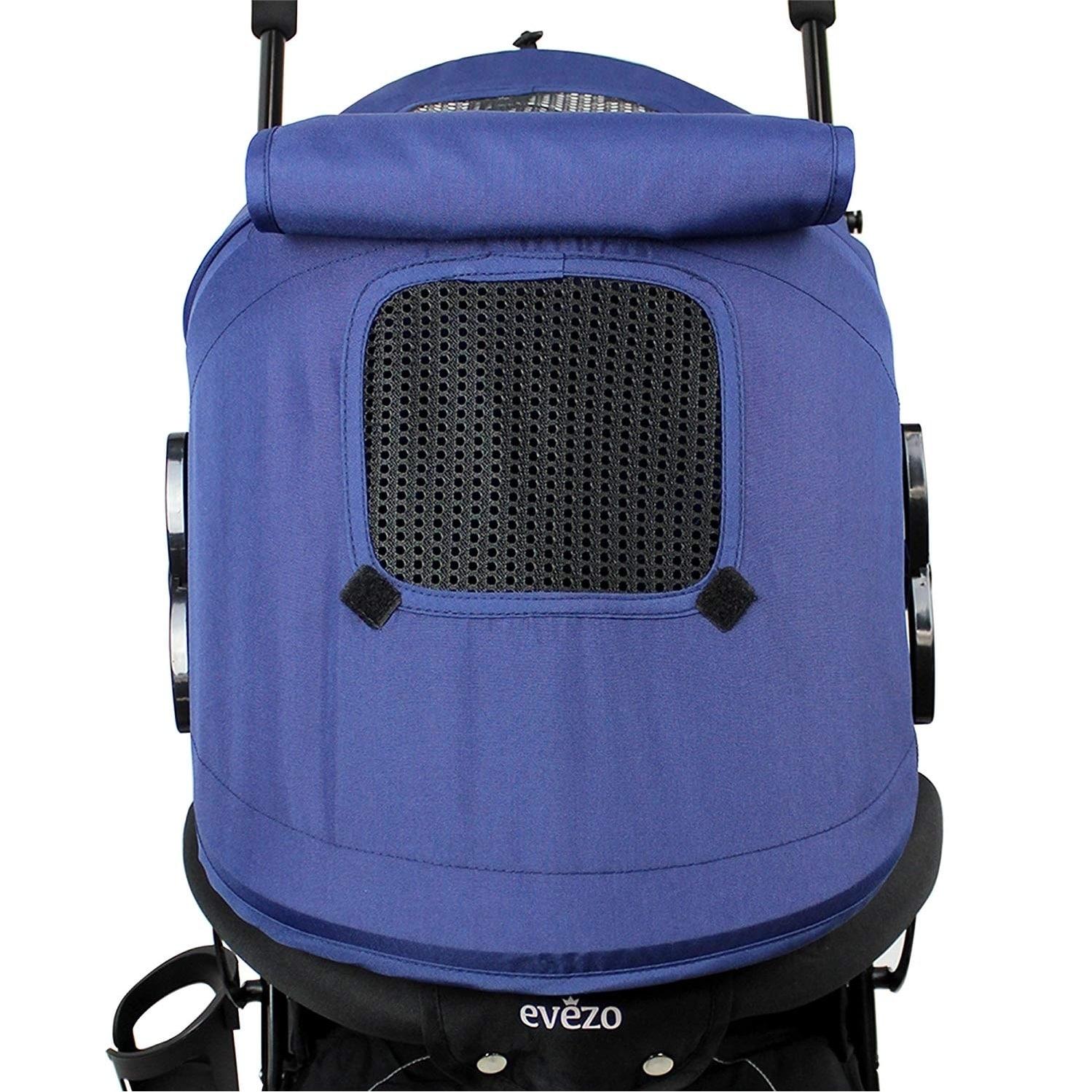 Evezo-Sander-ultra-lightweight-umbrella-stroller thumbnail 10