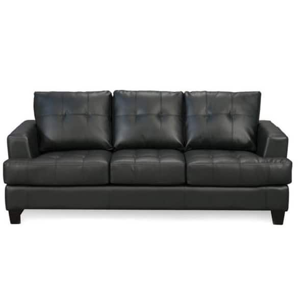 Incredible Shop Cannon Breathable Leatherette Sofa Sleeper Free Caraccident5 Cool Chair Designs And Ideas Caraccident5Info