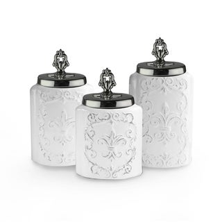 buy kitchen canisters online at overstock com our best kitchen rh overstock com eBay Canister Sets Walmart Canister Sets