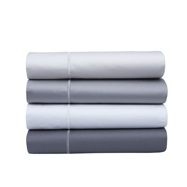 800 Thread Count, 100% Cotton Sateen Bed Sheet Set
