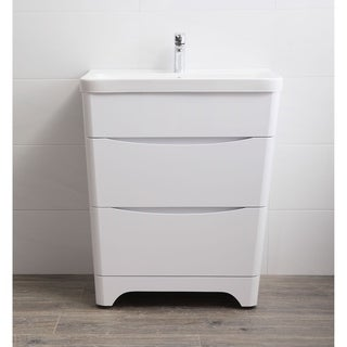 "Legion Furniture 32"" Vanity Without Faucet WM8932-W"