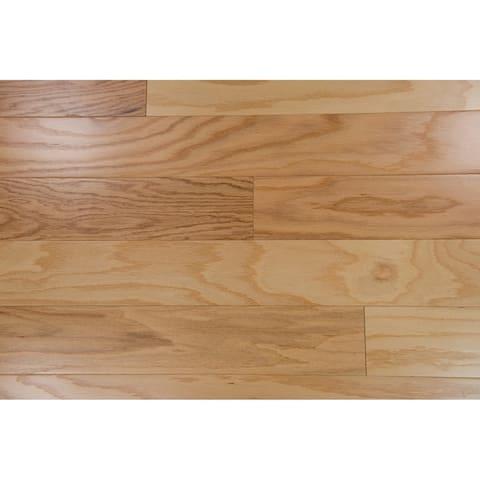 "Yadkin Collection Engineered Hardwood in Natural - 3/8"" X 5"" (24.5sqft/case) - 3/8"" x 5"""