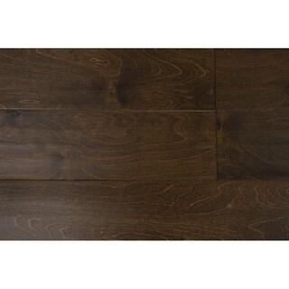 "Natalia Collection Engineered Hardwood in Coffee - 3/8"" x 5"" (32.81sqft/case) - 3/8"" x 5"""